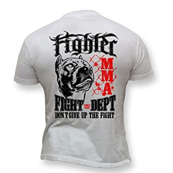 Fight Dept MMA Fighter T-shirt (Small)