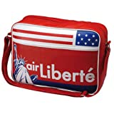 Shoulder Bag AIR LIBERTE red