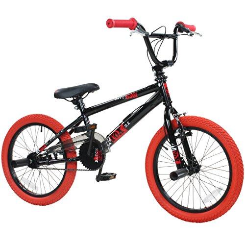18-BMX-deTOX-Freestyle-Kinder-BMX-Anfnger-ab-120-cm-ab-6-Jahren-Farbeschwarz-rot