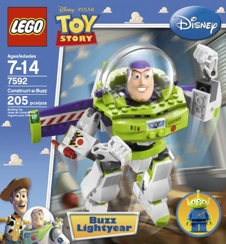 LEGO Toy Story Construct a Buzz (7592) Amazon.com