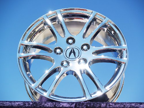 Acura RSX: Set of 4 genuine factory 16inch chrome wheels