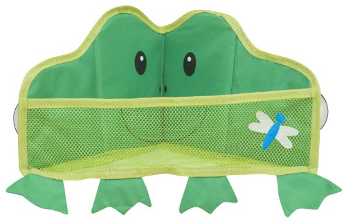 Animal Planet Corner Bath Toy Caddy, Frog front-671499