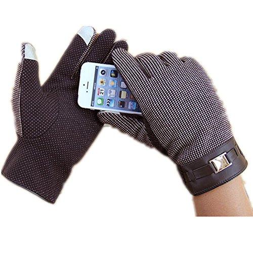 jqam-gants-homme-automne-hiver-loisirs-touchscreen-cachemire-conduite-velo-plein-air-epaississement-