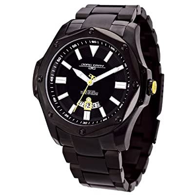 Jorg Gray JG9100-23 - Men's Swiss Watch, Date Display, Sapphire Crystal, Stainless Steel Bracelet