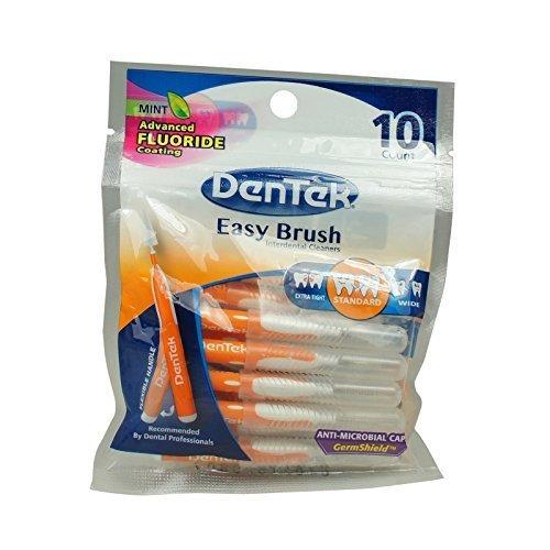 dentek-easy-brush-cleaners-narrow-tapered-10s-by-dentek
