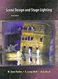 img - for Scene Design and Stage Lighting by W. Oren Parker (2008-05-15) book / textbook / text book