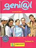 img - for Genial Deutsch als Fremdsprache fur Jegendliche: B1 Kursbuch (German Edition) book / textbook / text book