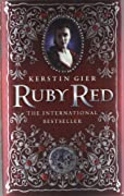 Ruby Red by Kerstin Gier cover image