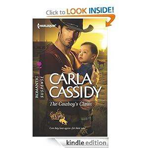 The Cowboy's Claim (Cowboy Café) Carla Cassidy