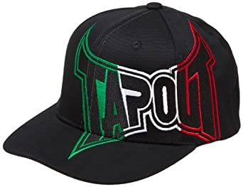 tapout mens the locos hat black smallmedium at amazon