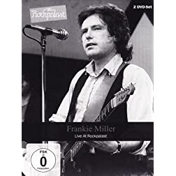 Miller, Frankie - Live At Rockpalast