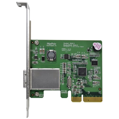 HighPoint-RocketRAID-4-Channel-Mini-SAS-PCI-Express-2-0-x-4-RAID-HBA-644LS