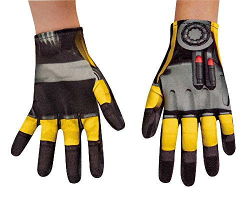 Disguise Inc - Transformers 4 Age of Extinction Bumblebee Child Gloves