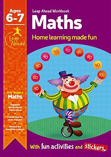 Math Age 6-7 (Leap Ahead)
