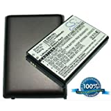 Extended Battery For Samsung Omnia 7 GT-I8700 With Back Cover - CS-SMI870XL