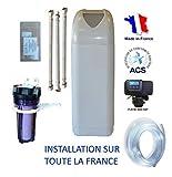 Adoucisseur d'eau FLECK NEVADA 30 litres avec accessoires - Best Reviews Guide
