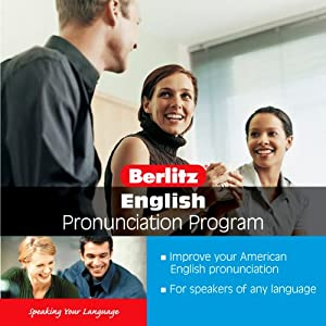 English Pronunciation Program Audiobook