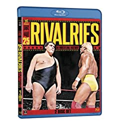 WWE: The Top 25 Rivalries in Wrestling History [Blu-ray]
