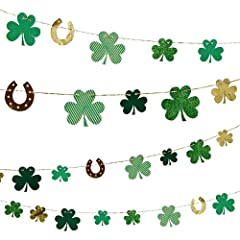 Meri Meri Lucky Irish Clover Garland