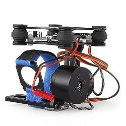 RTF Gopro Hero3 Brushless Gimbal Camera Mount for DJI Phantom Walkera Qr X350