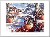 SMART ART - 'Untitled ' by Howard Behrens - Fine Art Print 36x27 inches
