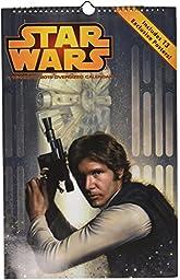 2015 Star Wars Saga Poster Calendar Trends International