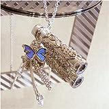 万華鏡:モルフォ蝶のカレイドスコープ