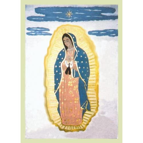 Our lady of guadalupe do it yourself paint by for Do it yourself wall mural
