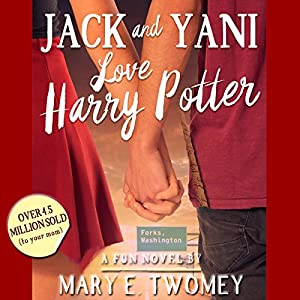 Jack and Yani Love Harry Potter Audiobook
