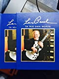 Les Paul - In His Own Words. Special Limited Edition, Numbered and Signed