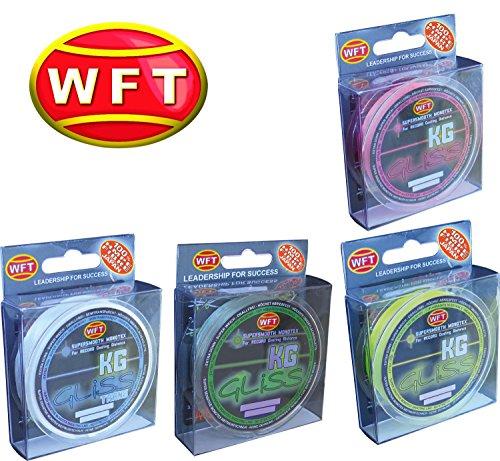 WFT-Gliss-KG-Monotex-Line-150m-geflochtene-Schnur-Meeresschnur-Angelschnur-Geflechtschnur