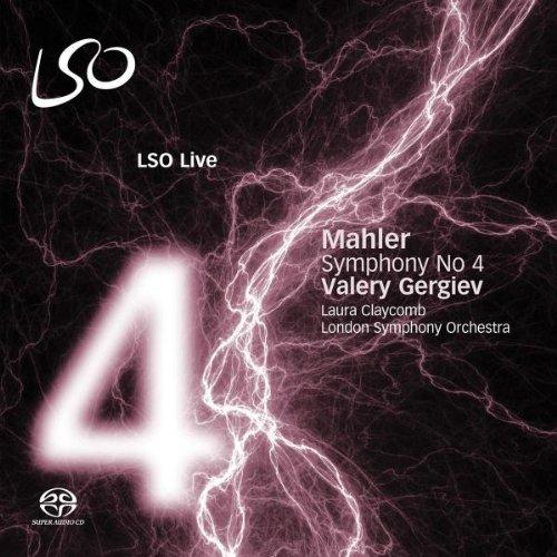 SACD : Valery Gergiev - Symphony No 4 (Hybrid SACD)