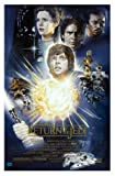 STAR WARS RETURN OF THE JEDI - US MOVIE FILM WALL POSTER - 30CM X 43CM EPISODE 6