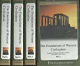 img - for The Foundations of Western Civilization (The Great Courses: Ancient and Medieval History, Parts 1-4) book / textbook / text book