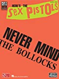 The Sex Pistols: Never Mind the Bollocks, Guitar-vocal (Play It Like It Is)