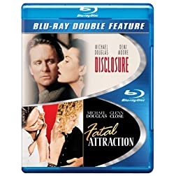 Disclosure / Fatal Attraction [Blu-ray]