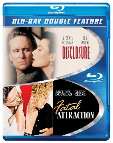 Blu-ray : Disclosure / Fatal Attraction (BD) (DBFE) [Blu-ray] [+Peso($32.00 c/100gr)] (US.AZ.12.99-0-B00AMSLDX8.62925)