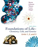 Foundations of Life: Chemistry, Cell Biology, and Genetics, Vol 1, w/ConnectPlus (COL1)