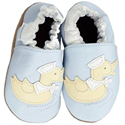 Robeez Infant Boys Duck Baby Blue 6-12 Months