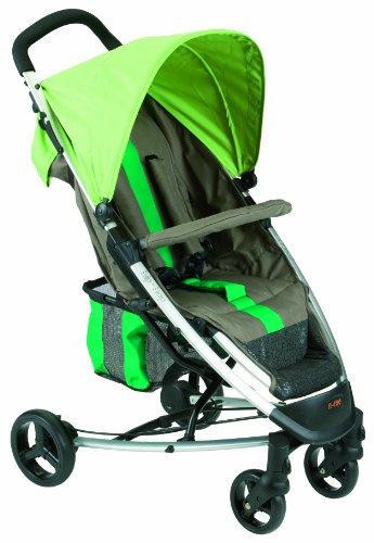 Nurse - 452347 - Kinderwagen Citadine Hip Hop - Green Tea