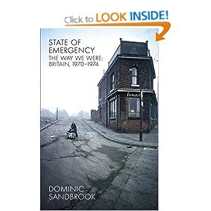 State of Emergency - Dominic Sandbrook