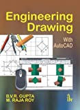 img - for Engineering Drawing (with Auto CAD) book / textbook / text book
