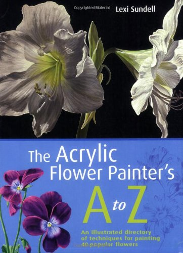 The Acrylic Flower Painter's A-Z