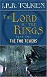 The Two Towers (The Lord of the Rings, Part 2) [Mass Market Paperback]