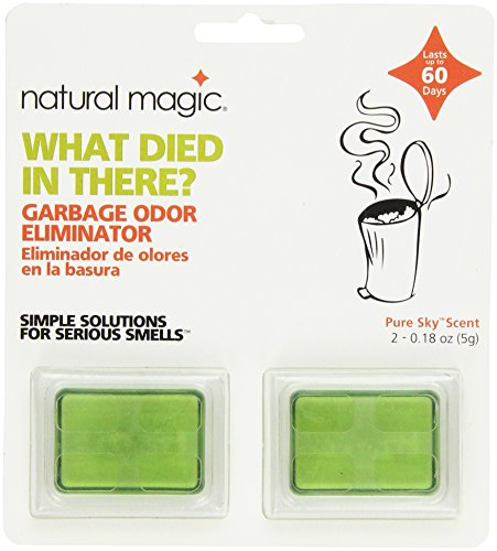 Magic Natural Garbage Odor Eliminator, 0.18 Ounce (Dog Trash Can compare prices)