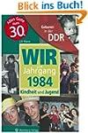 Geboren in der DDR. Wir vom Jahrgang...