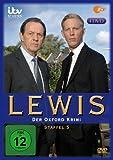 DVD Cover 'Lewis - Der Oxford Krimi: Staffel 5 [4 DVDs]