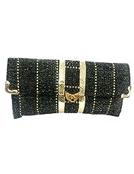 Craftstages Women's Handbag (HB956) (black)