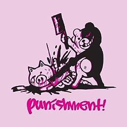 ダンガンロンパ おしおきモノクマTシャツ ピンク サイズ:L