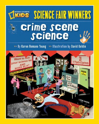 Science Fair Winners: Crime Scene Science (Best Science Fair Workshops)